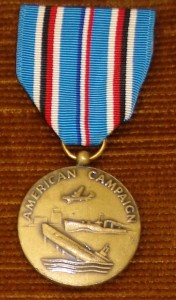American Theater Medal